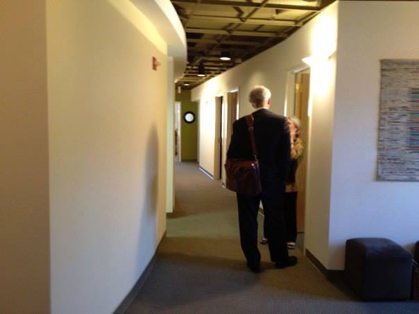 CPC Hallway